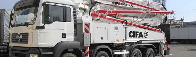 Аренда автобетононасоса, услуги бетононасоса в Зеленограде